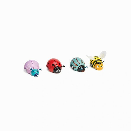 Le Toy Van Bug Racers (Set Of 4)