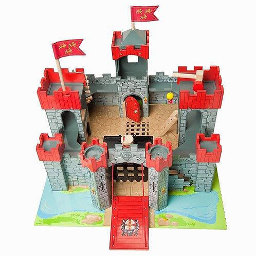 Le Toy Van Lionheart Wooden Castle