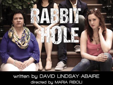 Rabbit Hole at Davenport Theatre