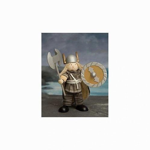 Le Toy Van Budkins Viking Chief