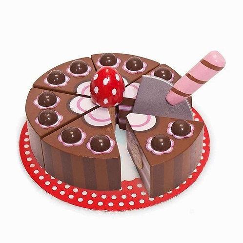 Le Toy Van Chocolate Birthday Cake