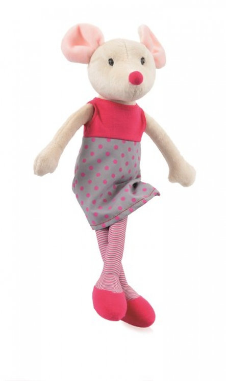 Egmont Toys Kate Mouse - Small Cotton Teddy