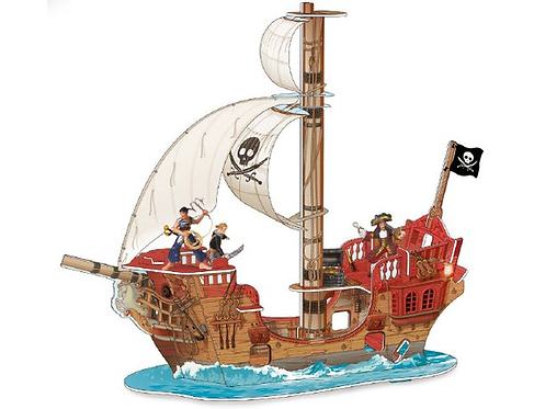 Papo Pirate Ship