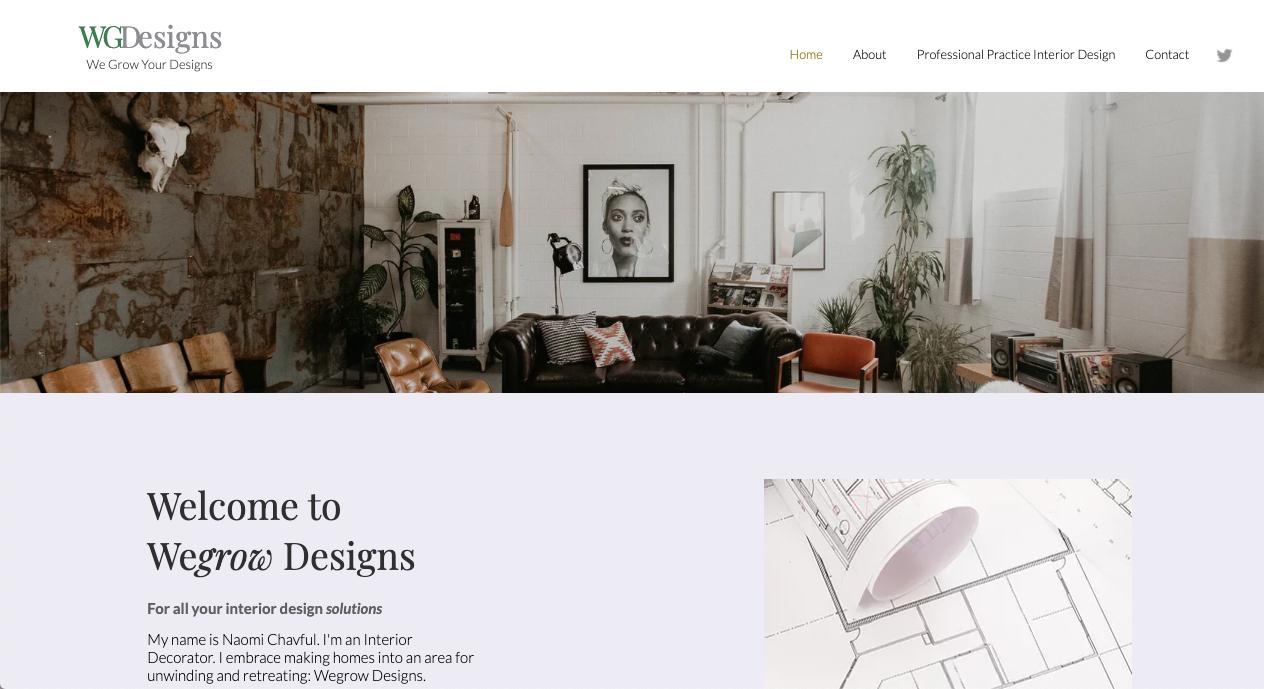 WeGrow Interior Design
