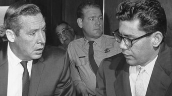 John Flynn (left) & Ernesto Miranda (right)