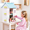 Thumbnail: Le Toy Van Blue Bird Cottage Doll House & Furniture