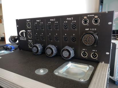 LA12X Amplifier Speaker