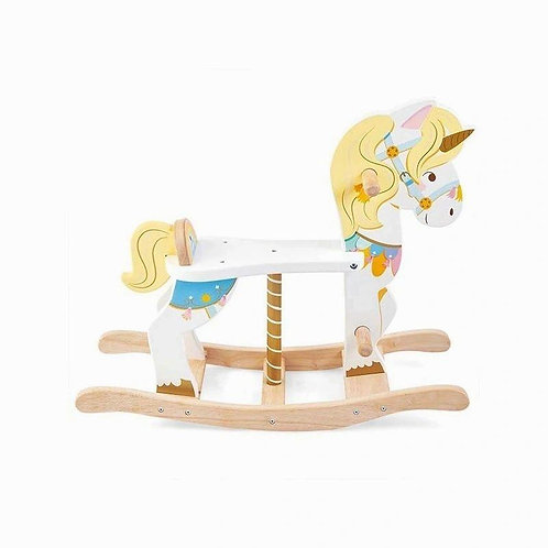 Le Toy Van Rocking Unicorn Carousel