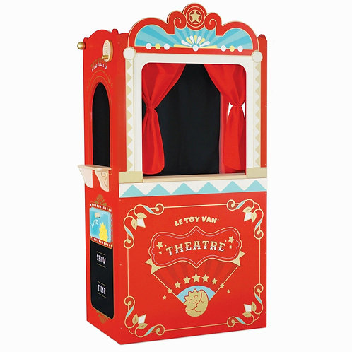 Le Toy Van Showtime Puppet Theatre