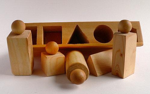 Toy Maker Of Lunenburg Shape Sorter