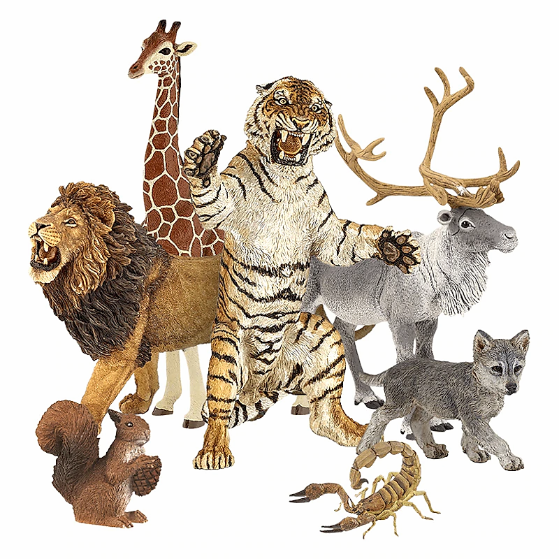 Papo-wild-animal-plastic-model-Simulatio