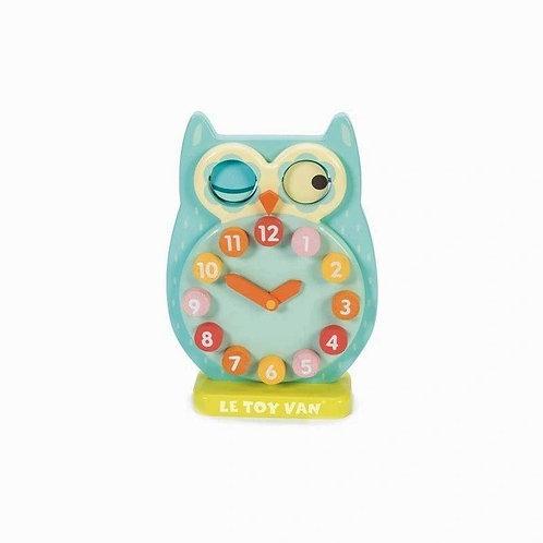 Le Toy Van Blink Owl Clock