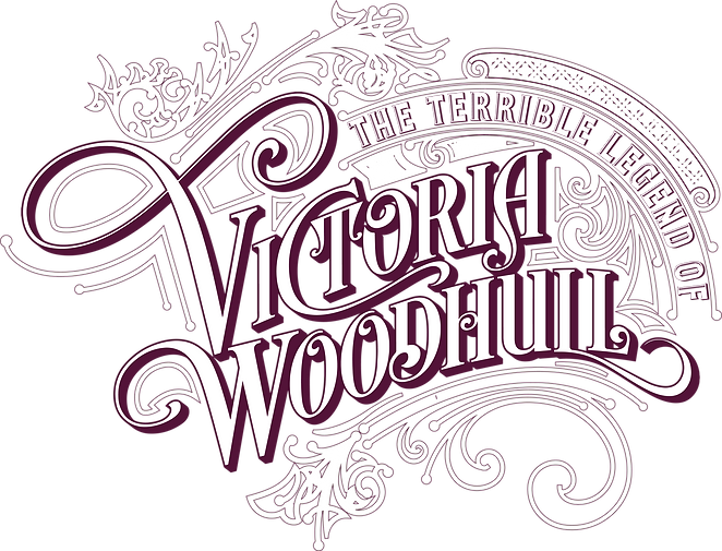 Victoria Woodhull - The Play - Logo