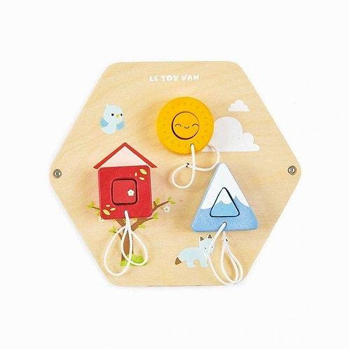 Le Toy Van Activity Tiles - Shapes