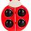 Thumbnail: Bajo Ladybug Rattle Roller