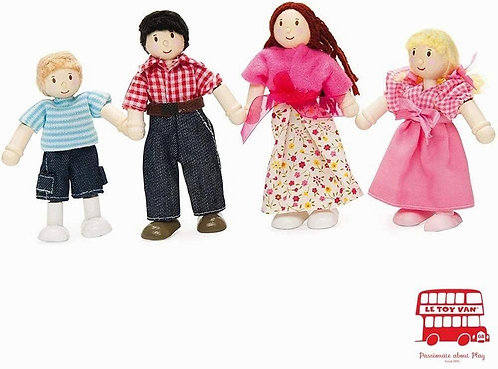 Le Toy Van Budkins My Doll Family