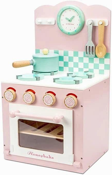 Le Toy Van Oven And Hob Pink
