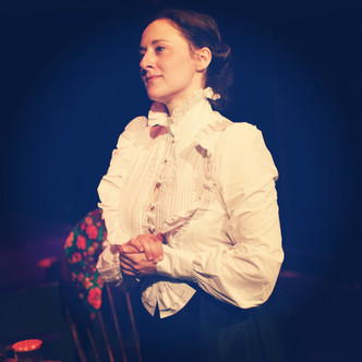 Ashley as Victoria Woodhull