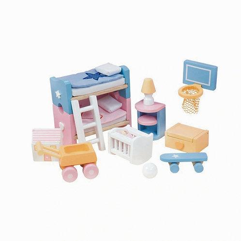 Le Toy Van Sugarplum Children's Bedroom