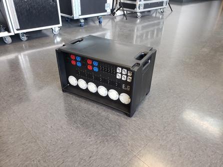 EMG Custom Power Distribution