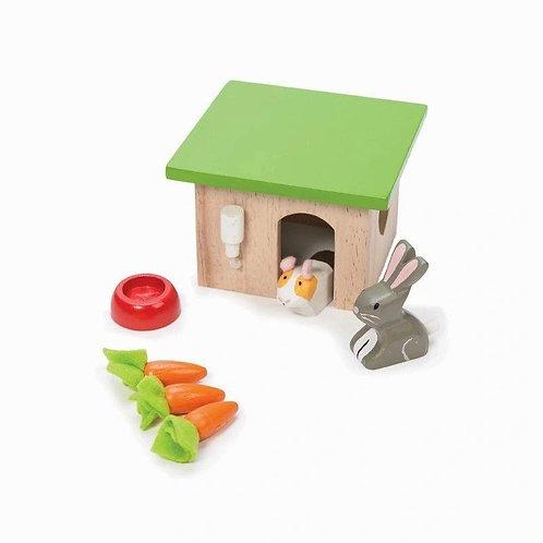Le Toy Van Bunny & Guinea Set