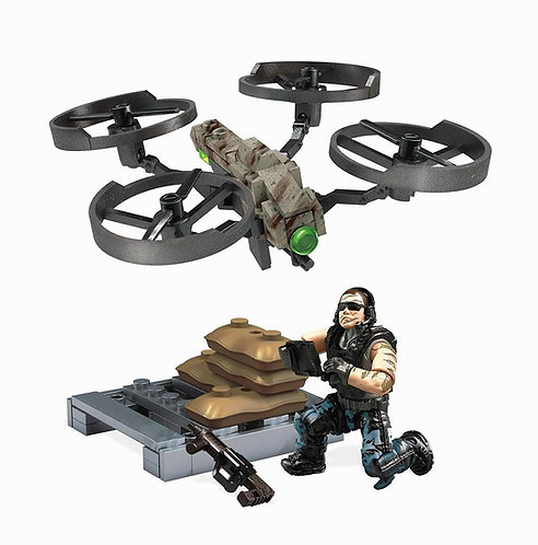Mega Construx Call Of Duty Dragonfire Drone Strike