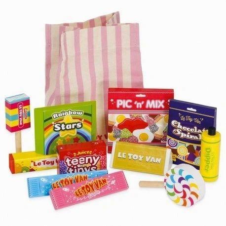 Le Toy Van Sweet/Candy Toy Set