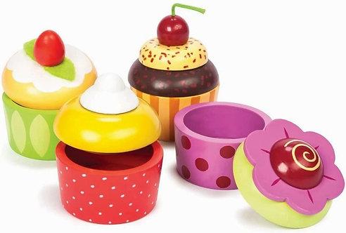 Le Toy Van Trinket Boxes (4 Units)