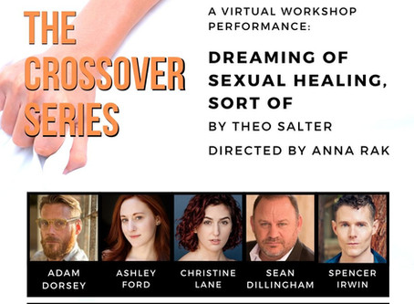 """LIVESTREAM Performance of """"Dreaming of Sexual Healing, Sort of"""" Premiere"""