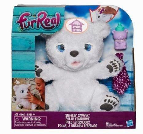 FurReal Friends Snifflin' Sawyer