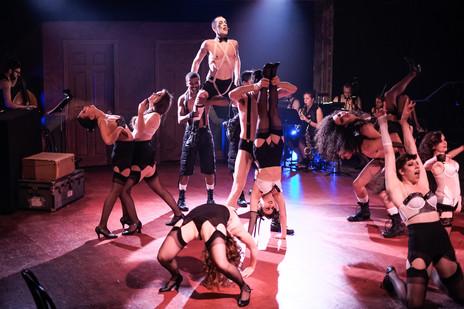 "Cabaret ""Wilkomen"" at Playhouse on Park"