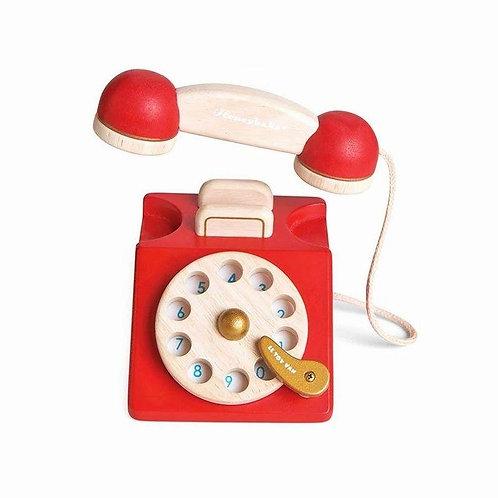 Le Toy Van Vintage Rotary Phone
