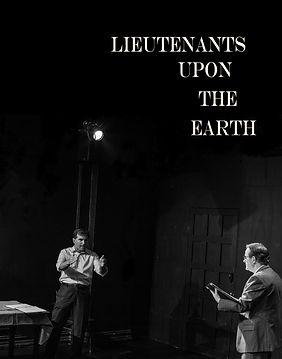 Lieutenants the play Montclair poster_ed