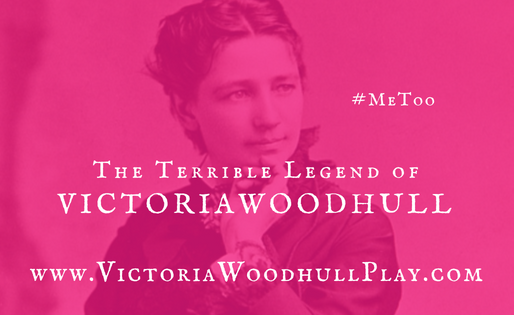 Victoria Woodhull arrives Off-Broadway!