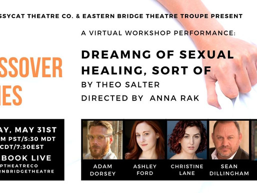 "The Crossover Series Livestream Premiere of ""Dreaming of Sexual Healing, Sort Of"""