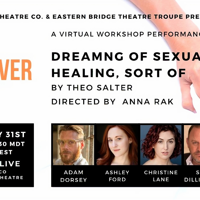 The Crossover Series: Dreaming of Sexual Healing, Sort Of