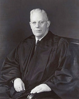 Supreme Court Chief Justice Earl Warren