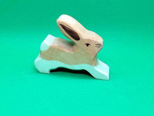 Holztiger 80101 - Hare, small, running