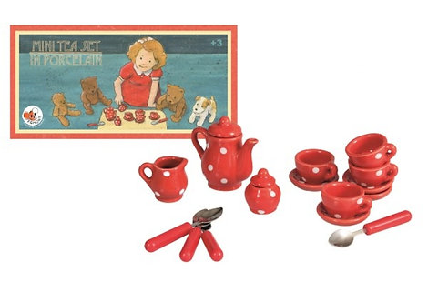 Egmont Toys Mini Porcelain Tea Set