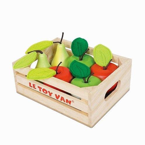 Le Toy Van Apples & Pears Crate