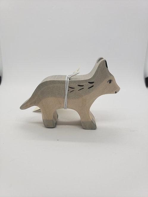 Holztiger 80110 - Wolf, Small
