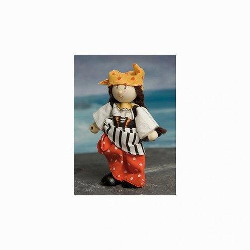 Le Toy Van Budkins Pirate Girl