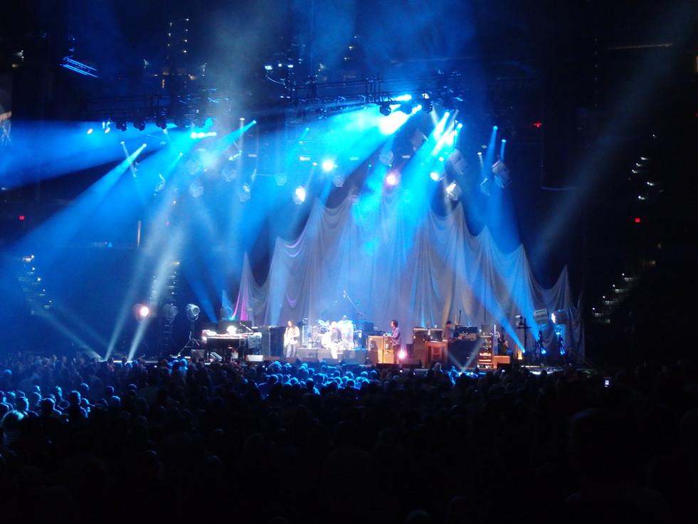 Tom Petty Concert Live