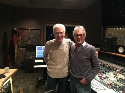 Steve Sykes with Al Schmitt