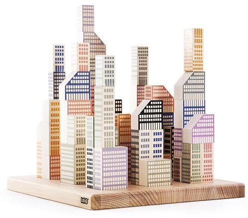 Bajo Manhattan Blocks