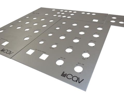 CAV Plates