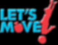 Lets Move Logo