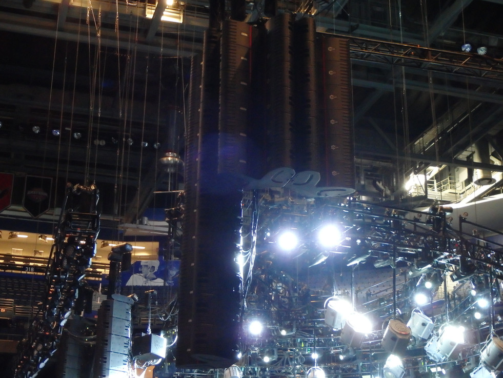 Tom Petty Concert Load-In