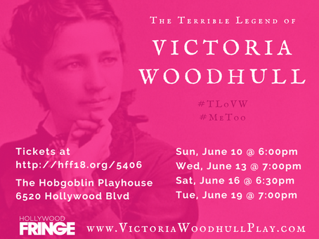 Victoria Woodhull Hollywood Premiere