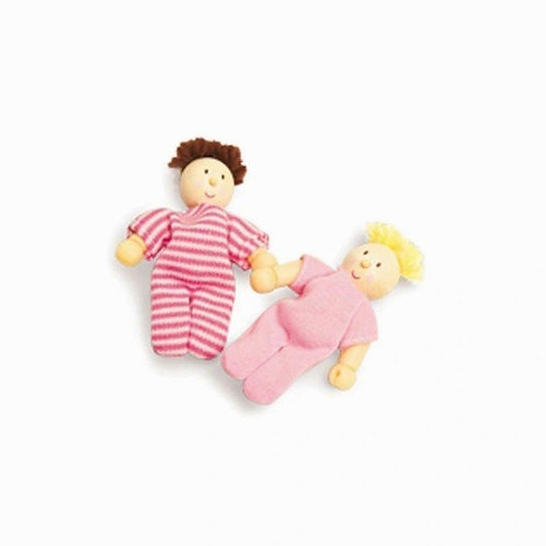 Le Toy Van Lalababy (Set Of 2)